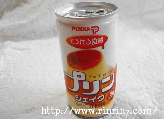 POKKA (ポッカ) プリンシェイク