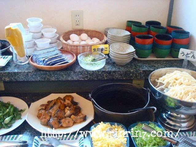 ホテルパコ帯広の朝食