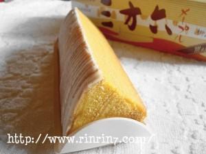 柳月 (りゅうげつ) 三方六のメープル味
