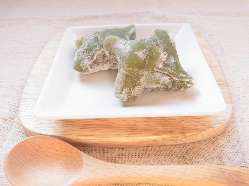 北海道よもぎ折り餅