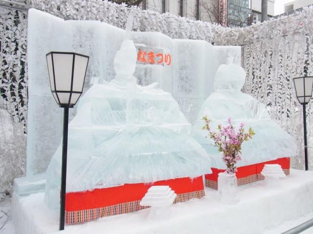 第64回さっぽろ雪まつり