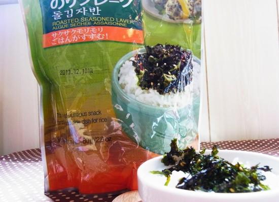 韓国味付けのりフレーク
