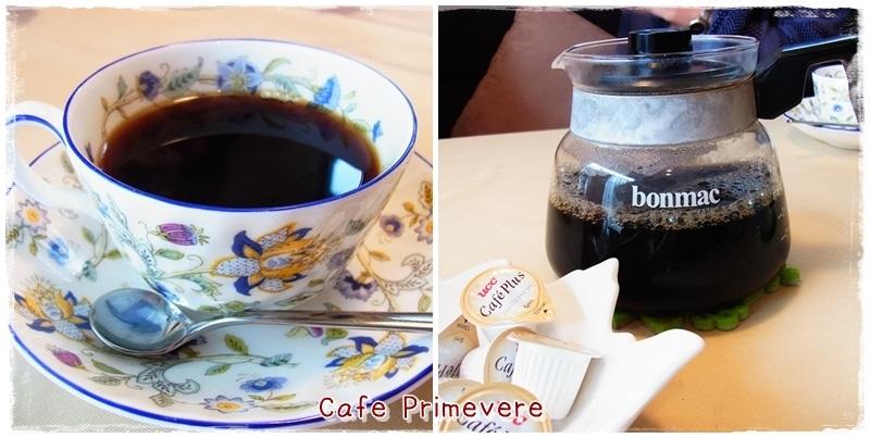 カフェ・プリムウ゛ェール(Cafe Primevere)