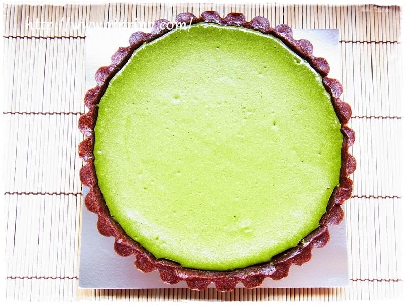 宇治抹茶チーズケーキ 「ゆめみどり」