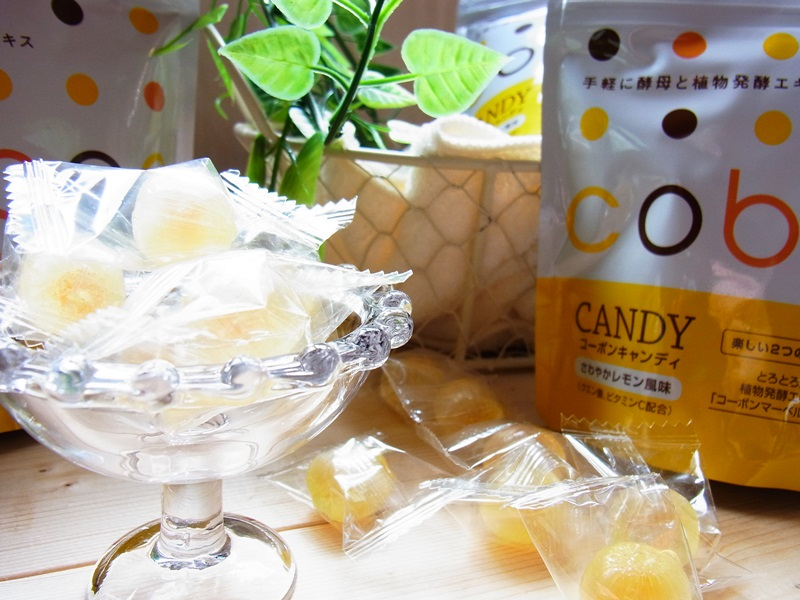 cobon(コーボン)のコーボンキャンディ