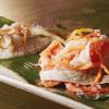 小樽 紅鮭・はたはた飯寿し詰合せ