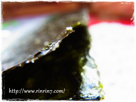 山本海苔の新海苔