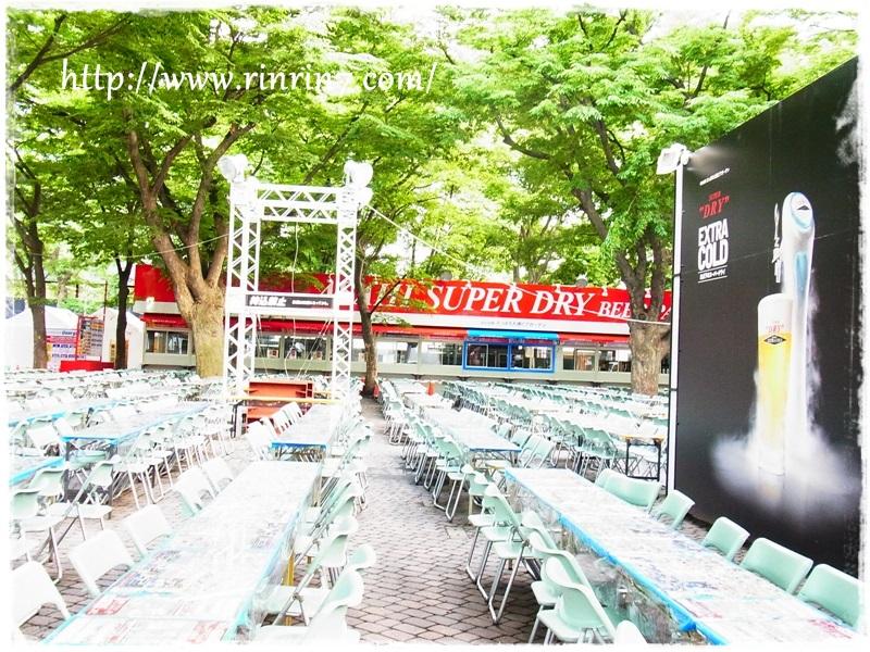 札幌(さっぽろ)ビアガーデン2014