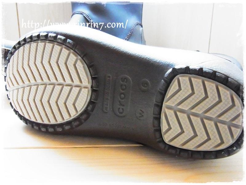 クロックスcrocsレインフロー ブーツ