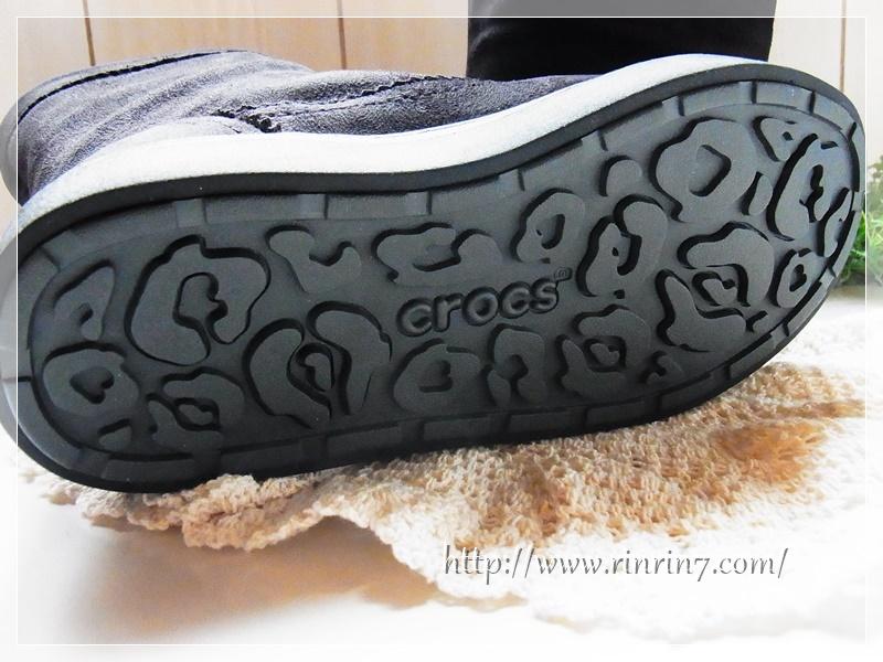 クロックスcrocsブーツ