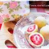 六花亭 ストロベリーチョコ ホワイトはフリーズドライ苺をチョコレートでまるごとコーティング♡(口コミ)