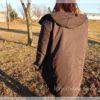ぽっちゃりさんのコート選び。【DoCLASSE】ドゥクラッセのマジカルサーモ・コート。ダウンと同じ暖かさでスリムに変身(^^)/